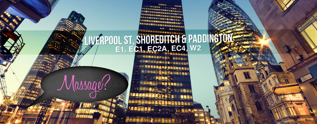 Find us at Liverpool Street, Shoreditch, London and Paddington!