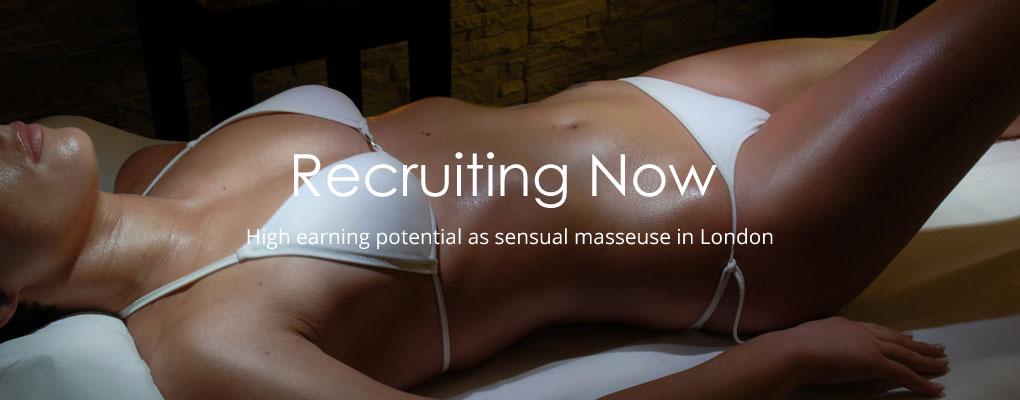 Sensual massage jobs in London