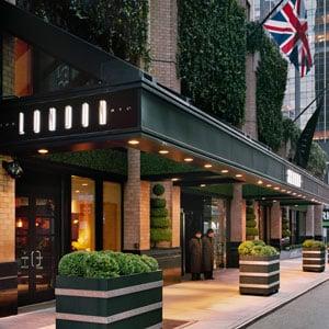 London Hotel Massage