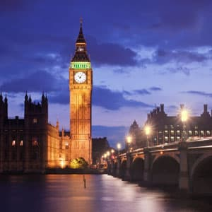 London: Big Ben