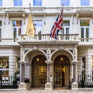 Hotel massage London
