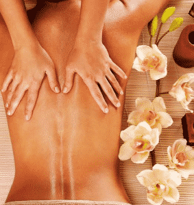 tantric massage in london for the whole body