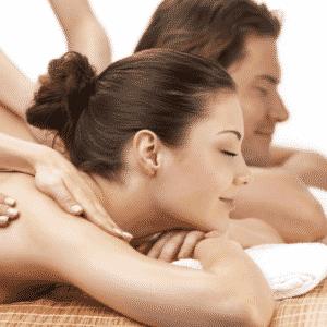 intimacy through tantric massage