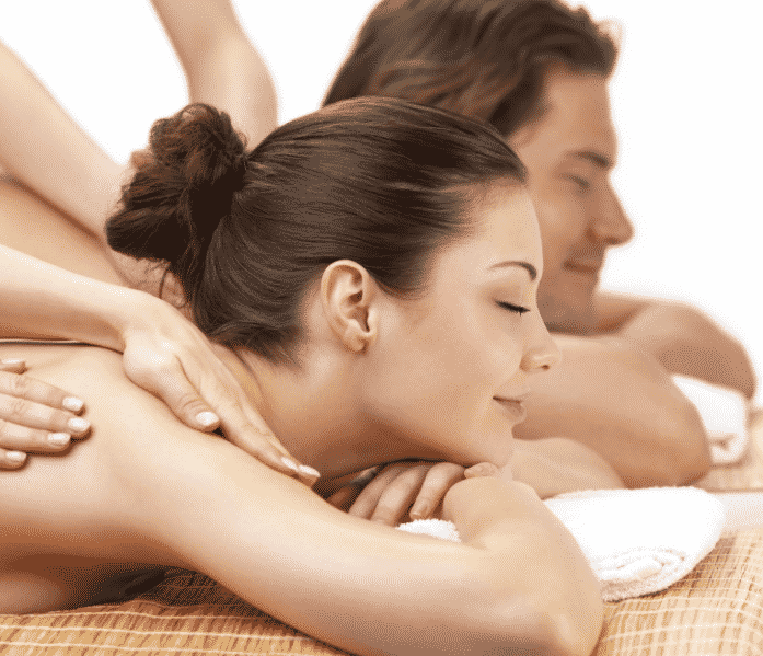 intimacy through tantric massage