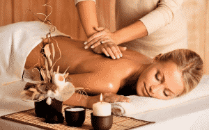 image of tantric massage in london at home